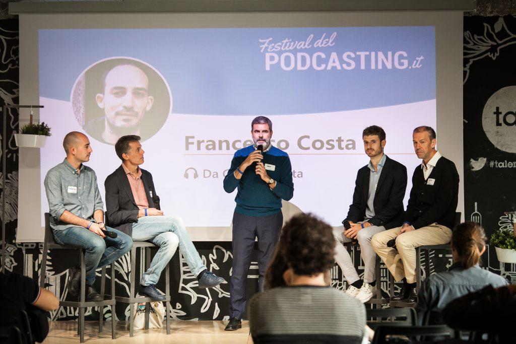 Festival del Podcasting - Storie ed Esperienze